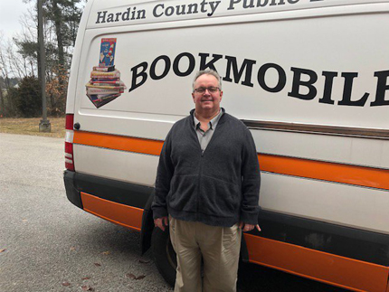 Hardin County Library Bookmobile